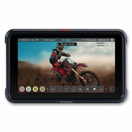 Atomos Ninja V + Smallrig camera mount +2xSSD