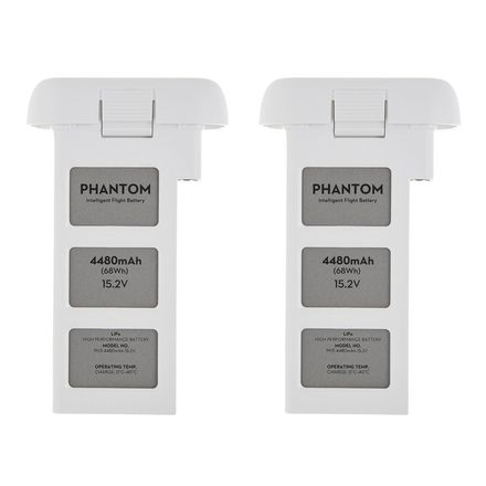 DJI Phantom 3 Professional 2 batteries