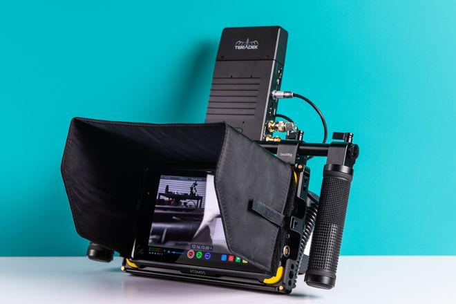 Directors Monitor w/ Teradek Bolt 500 & SmallHD + BATTERIES
