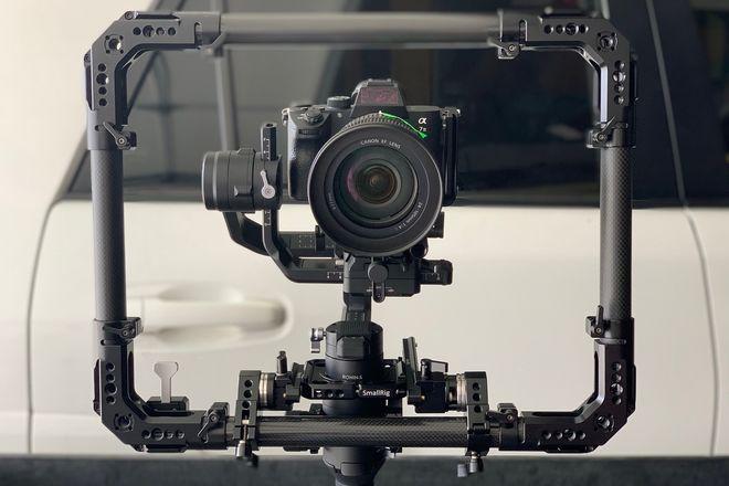 DJI RONIN-S Kit w/ Sony A7 III + Sony G 24-105mm F4