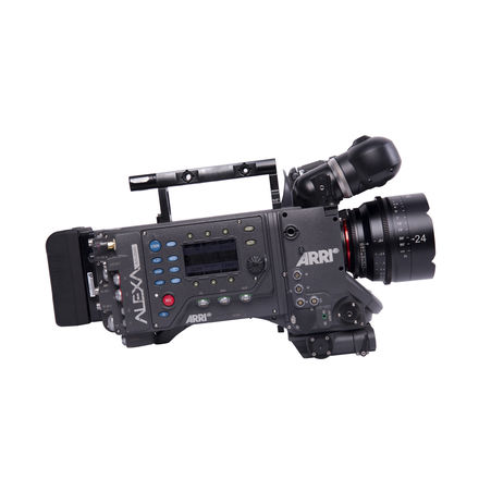 Arri Alexa Studio - 4:3, Anamorphic, High Speed License