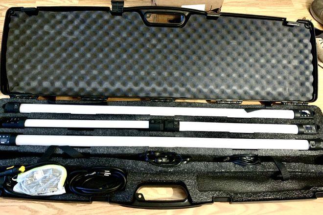 Quasar 4' & 2' Rainbow Q-LED Kit