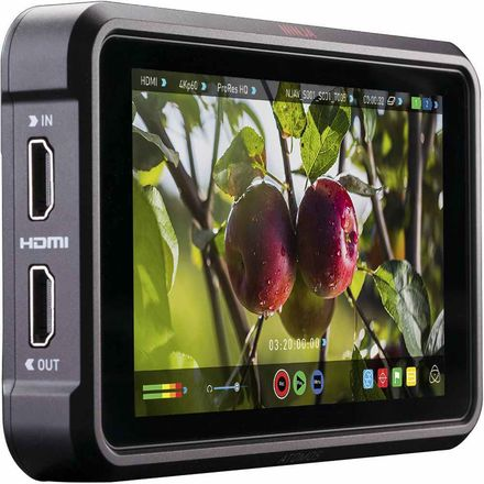 Atomos Ninja V 5-in 4K Recorder and Monitor w/ SDI and SSD