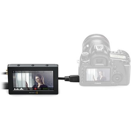 "Blackmagic Design Video Assist HDMI/6G-SDI Recorder and 5"" M"