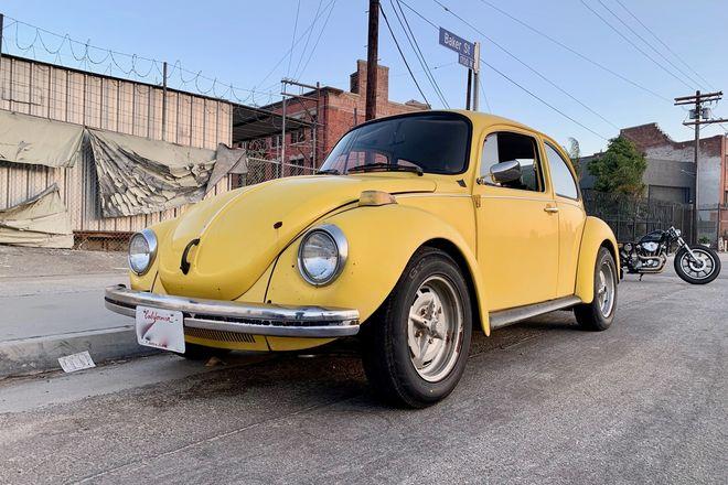 1973 VW - Volkswagen Super Beetle - Sports Bug