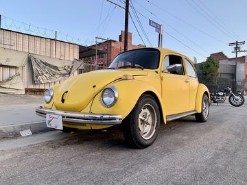 Rent: 1973 VW - Volkswagen Super Beetle - Sports Bug