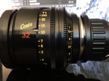 Cooke Mini S4 Lenses