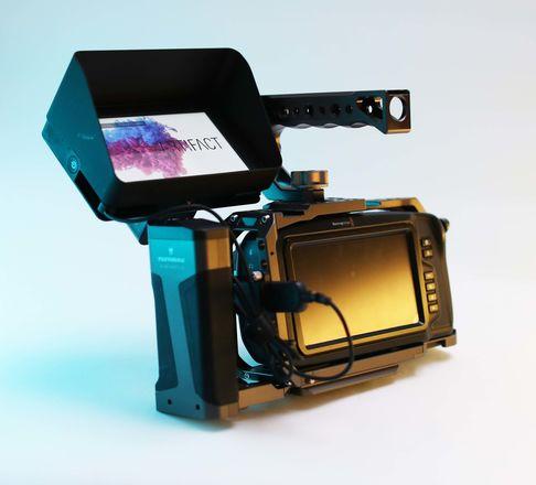 Blackmagic Design Pocket Cinema Camera 4K - Ultralight Kit