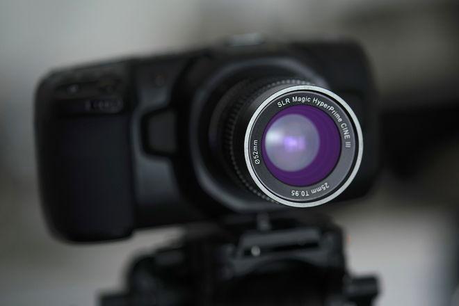 SLR Magic 25mm T0.95 Hyperprime MFT