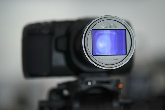 SLR Magic Anamorphot 40 1.33x Adapter