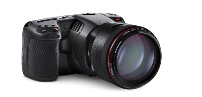 Blackmagic Design Pocket Cinema Camera 6k EF (Package 1/2)