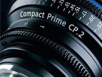 Rent: Zeiss Compact Primes T2.0 (CP2) w/case