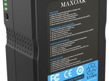 Rent: MAXOAK 177wh V Mount Battery