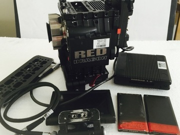 Rent: RED DRAGON CAMERA PACKAGE