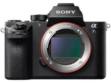 Sony a7sii Camera Body