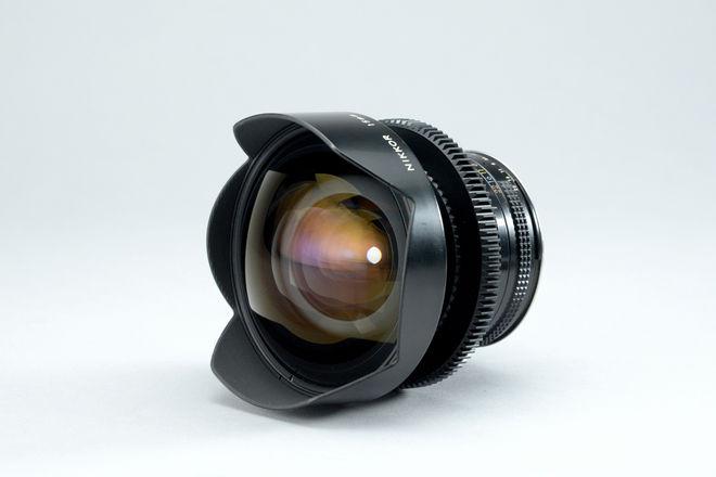Nikon Vintage Cine-Mod SUPER SPEEDS - EF, FF; 1 LENS SET