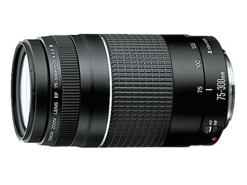 Canon 75mm-300mm Telephoto lens