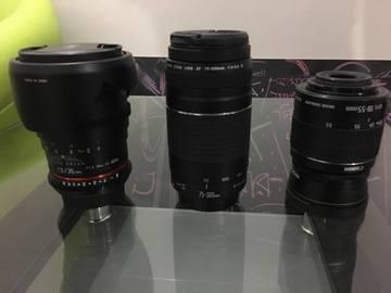 Rent: Cinema Lens Set