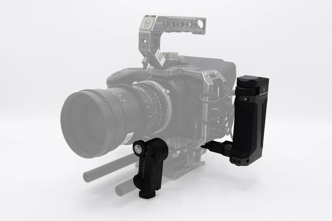 Tilta Nucleus-N Focus handle and motor kit for Pocket 4K