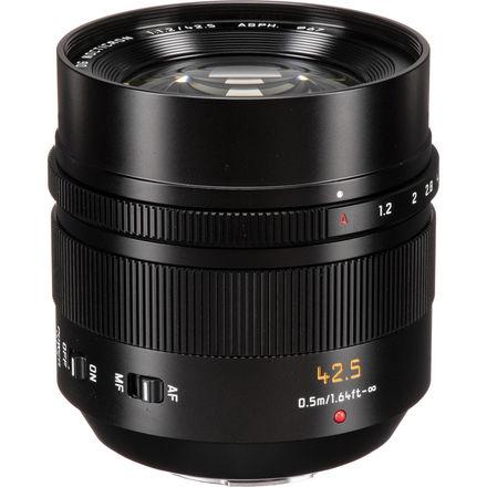 Panasonic Lumix DC-GH5 Digital Camera Leica Lens Package