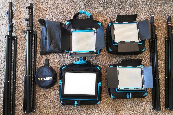 Dracast LED Kit