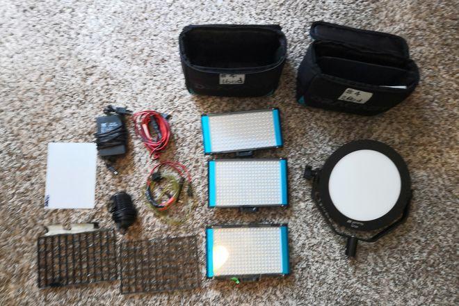 LED Mini Kit - Dracast
