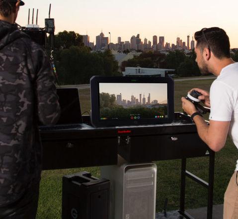 "Atomos Sumo 19"" 4K 12bit HDR Directors Monitor"