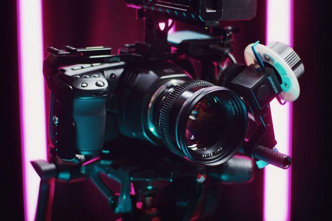Blackmagic Pocket 6K Kit W Zeiss Lenses & Tripod
