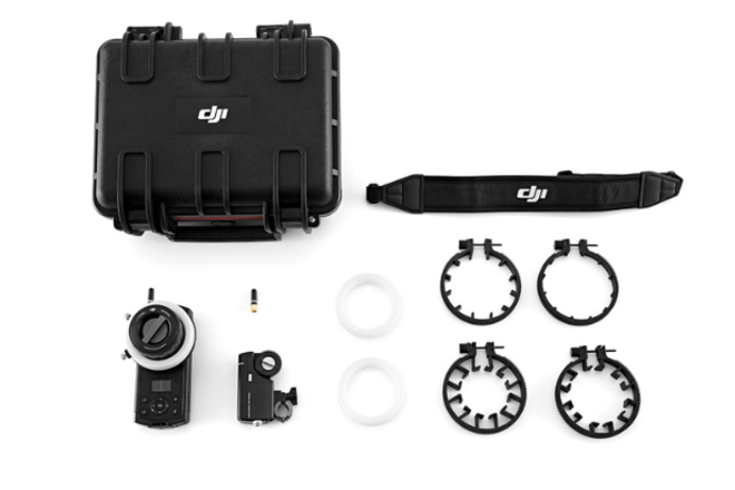 DJI Wireless Follow Focus System
