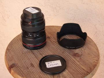 Canon EF 24-105mm f/4 L Series