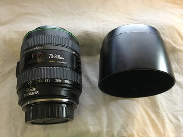 Rent: Canon EF 70-300mm f4.5-5.6