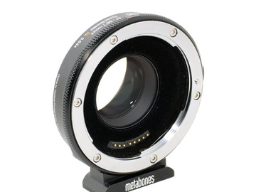 Rent: Metabones Speedbooster XL to fit Canon lens to M43 Body