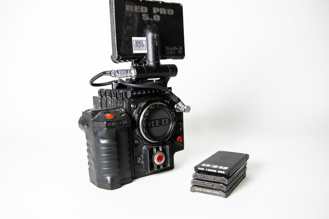 RED Epic-MX 5K Kit with media