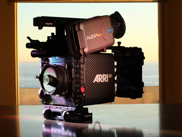 Rent: Alexa Mini + Super Speeds (full package)
