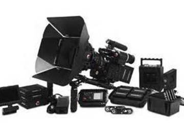 Rent: Red Dragon Epic - M  6K Camera Package