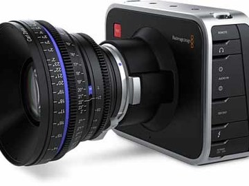 Rent: Blackmagic 2.5K Kit