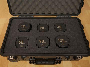Rent: Leica R Summicron-R 6 Lens Set (80s Glass) EF Mount