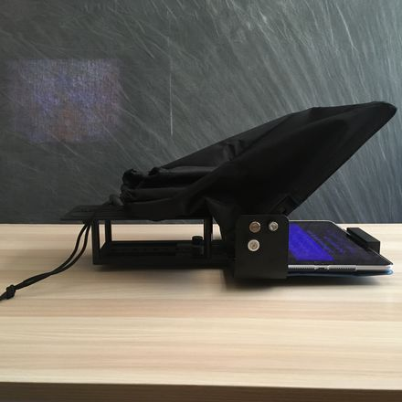 Teleprompter Kit •  2019 iPad & Voice Recognition App