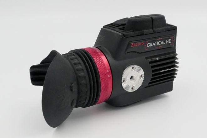 Zacuto Gratical HD Micro OLED EVF USED