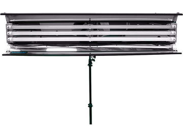 Rent: Dracast T-2000 4ft LED Bank w/ Daylight or Tungsten Tubes