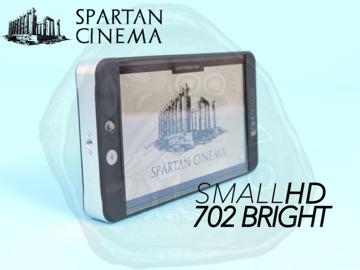 SmallHD 702 Bright Monitor + Ultra Light Arm #2