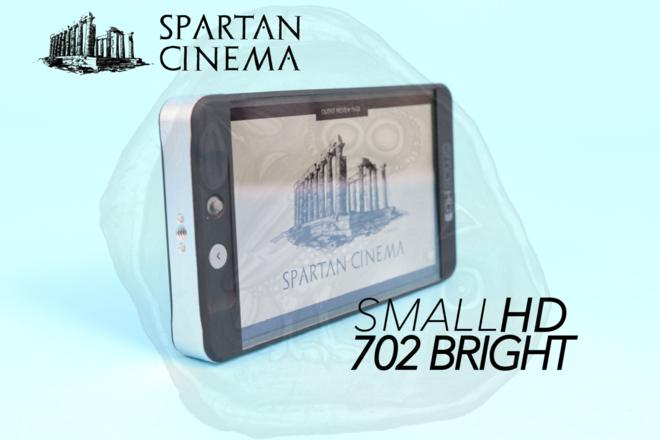 SmallHD 702 Bright Monitor + Ultra Light Arm #1