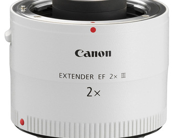 Rent: Canon 2x Extender (1 of 2)