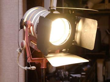 Mole-Richardson 650 Watt Fresnel Light (Rent up to 2)