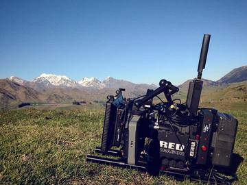 Rent: Red Dragon 6k Cinema Package w/ AKS