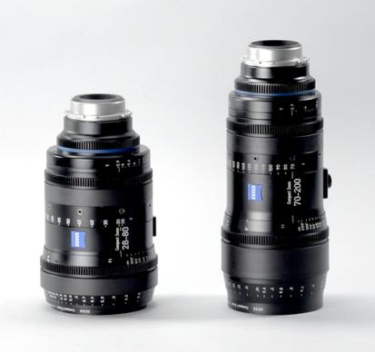 Zeiss CZ.2 28-80mm / 70-200mm T2.9 PL or EF