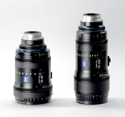 Zeiss CZ.2 28-80mm / 70-200mm T2.9 PL or EF