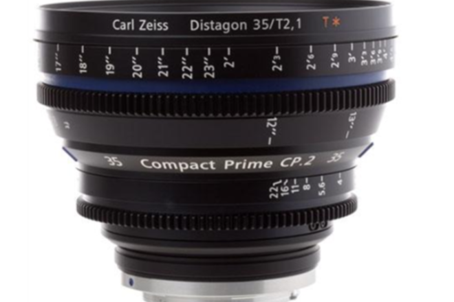 Zeiss  CP.2 35mm T1.5 Super Speed w/PL or EF Mount