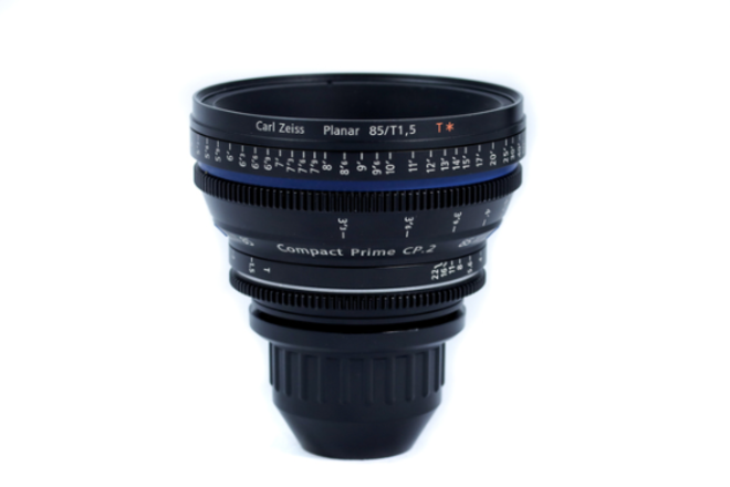 Zeiss CP.2 85mm T1.5 Super Speed w/PL or EF Mount