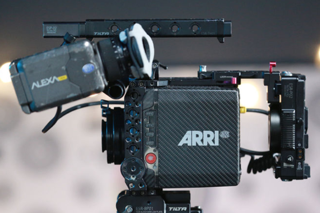 ARRI Alexa Mini w/PL Mount 4:3 License